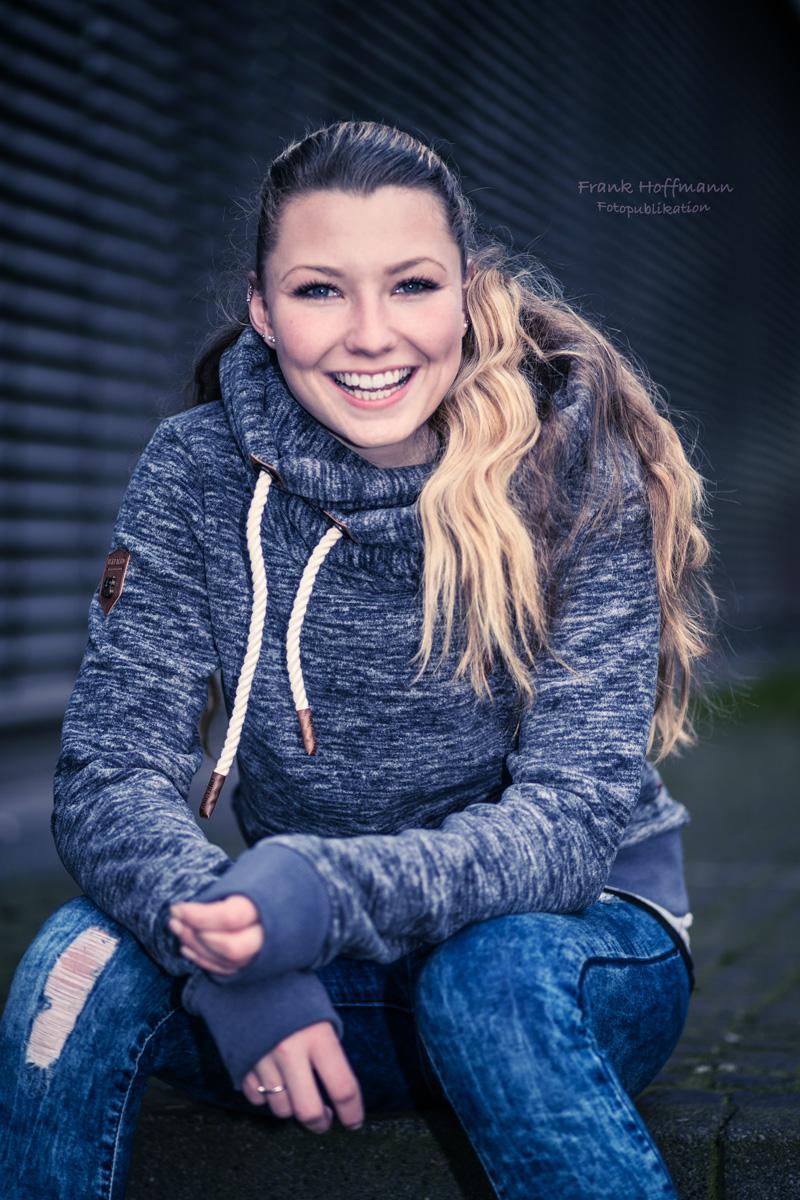Superschönes Portrait von Celina.