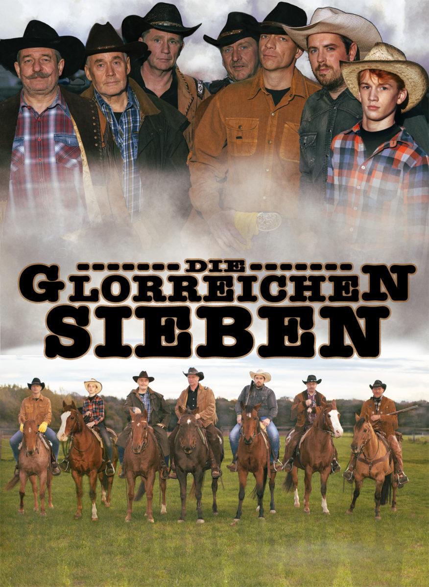 Gecovertes Kinopakat mit Westernfreunden aus Bocholt.